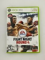 Fight Night Round 4 - Xbox 360 Game - Complete & Tested