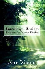 Searching for Shalom: Resources for Creative Worship (Paperback or Softback)