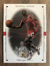Michael Jordan 1998-99 SP Authentic #5 - Chicago Bulls - Gem Mint