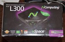 ncomputing vspace l300 ethernet virtual desktop thin client