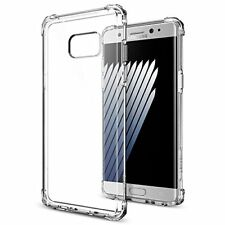 Spigen Galaxy Note FE Case Crystal Shell Clear Crystal