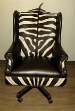 Awesome Zebra Office Chair In Chairs For Sale Ebay Caraccident5 Cool Chair Designs And Ideas Caraccident5Info