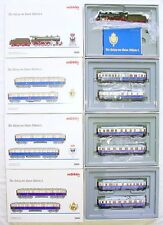 Marklin AC HO IMPERIAL COURT STEAM LOCOMOTIVE & WAGONS Of EMPEROR WILHELM II MIB