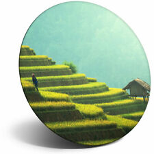Awesome Fridge Magnet - Vietnam Rice Fields Cool Gift #16835