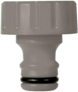 Hozelock Replacement Inlet Adaptor for Hose Pipe Reel Carts 5/8″ Threaded Garden