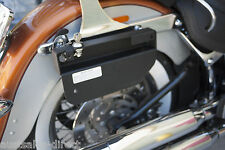 Motorcycle SaddleBag Brackets Quick Release Lockable Mounting System - FREE POST