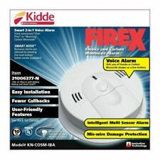 KIDDE/FIREX KN-COSM-IBA COMBINATION SMOKE AND CARBON MONOXIDE ALARM (PREMIUM)
