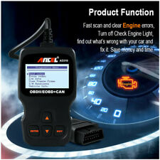 OBD2 CAN Auto Code Reader Car Engine Fault Check Erase Diagnostic Scanner Tool