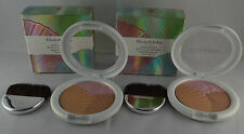 ELIZABETH ARDEN sunkissed pearls bronzer and highlighter warm pearl # 01 2pc set