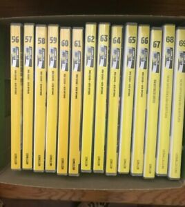 Les Mills BODY JAM Original Releases- various kits