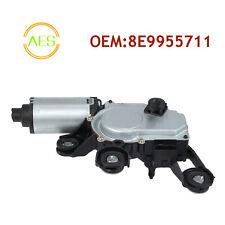 Limpiaparabrisas Trasera MOTOR para AUDI A3 A4 A6 8p Q5 Q7