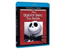 The Nightmare Before Christmas - Ukradené Vánoce Tima Burtona Blu-ray EN Audio
