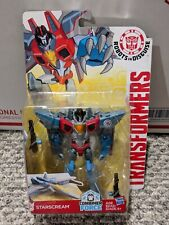 Transformers RID STARSCREAM Combiner Force Deluxe Warrior Robots in Disguise