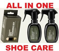 TIMBERLAND 3 IN 1 SHOE CLEANING KIT CARE SET SUEDE LEATHER BOOTS SHOES PROTECT
