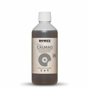 BioBizz CALMAG 500ml oder 1L Pflanzennährstoff Kalzium & Magnesium Dünger NEU