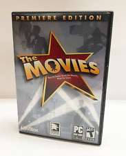 The Movies: Premier Edition [2-Discs] ActiVision PC Game // DVD-ROM