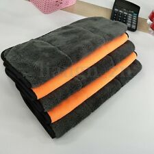 Absorbent Microfiber Wash Cloth Car Auto Cleaning Towels Polishing