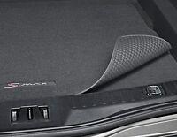 Original Ford S-Max II 7 Sitzer Kofferraum Gepäckraum Wendematte Velours Gummi