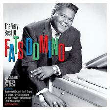 """The Very Best Of Fats Domino 3 CD Set 60 Original Classics """"Ain't That A Shame"""""""