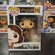 Funko Pop! The Princess Bride Inigo Montoya #580 Vinyl Figure With Protector