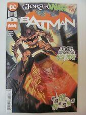 Batman #96 DC 2016 Series Joker War Part Two 9.6 Near Mint+