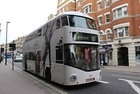 LT174 LTZ1174 London United 6x4 Quality London Bus Photo D