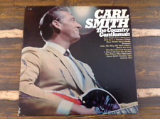Carl Smith The Country Gentleman Vintage Vinyl Record LP 1967