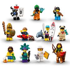 Lego minifigures Serie 21 Figurines au choix (Sachets ouverts)
