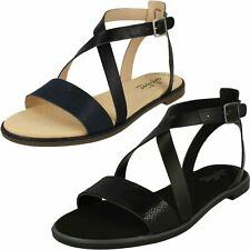 Ladies Clarks Ultimate Comfort Collection Stylish Strappy Sandals 'Bay Rosie'