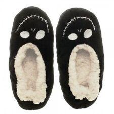 Nightmare Before Christmas Jack Plush Cozy Unisex Slippers - Size S/M