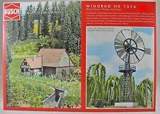 Spur 0 45603 NEU Bausatz Windrad mit Zubehör
