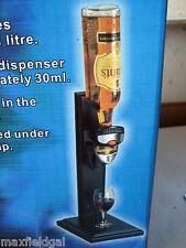 New One Bottle Drink Dispenser/Liquor Dispenser/Bar Butler, Elegant Wooden stand