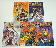 Hercules: the Legendary Journeys #1-5 VF/NM complete series XENA topps 2 3 4 set
