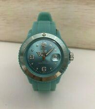 ⌚ Montre Mixte ICE Watch Bracelet Silicone Turquoise