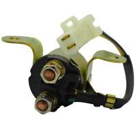 Anlasserrelais Magnetschalter Starterrelais für Suzuki DR125 VS750 800 Intruder