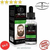 Aceite Para Hacer Crecer La Barba Y Bigote Rápido Natural Crecimiento De Barba