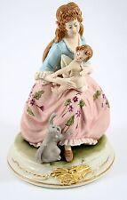 La Mamma - Capodimonte Porcellane Carusio - Festa della Mamma