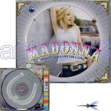 "MADONNA ""WHAT IT FEELS LIKE"" CD MAXI 4 TRACKS - SEALED"