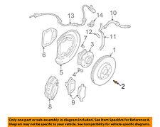 VOLVO OEM 06-07 S60 Brake-Rear-Rotor Bolt 985453