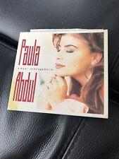 Paula Abdul The Singles Japan 4 Track CD