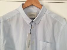 Uniforms For The Dedicated Mens Cotton Long Sleeve Shirt Size L RRP £145 New