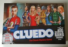 The Big Bang Theory Cluedo board game - Hasbro 2013 - Complete & Great condition