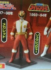 30th Power Ranger Sentai Red Chronicle Vol 1 Gashapon - Dairanger Red Ranger