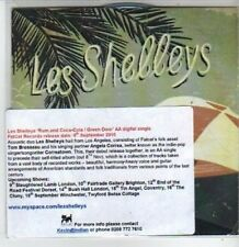 (BT330) Les Shelleys, Rum And Coca Cola / Green Door - DJ CD