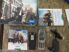 100% ORIGINAL Nokia 6310 Champagne NEU OVP MADE IN GERMANY Mercedes wie i  6310i