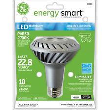 GE Energy Smart 35 Degree Long Neck Dimmable PAR30 10W (2700K) Flood Bulb 63027