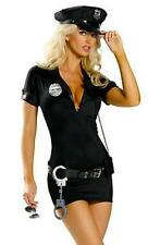 DÉGUISEMENT TENUE ROBE POLICIÈRE POLICE SEXY COSTUME HALLOWEEN CARNAVAL 8040
