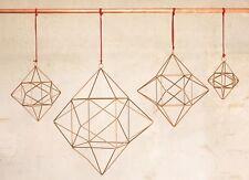 OTTONE Antico Geometrico Star Natale decorazione pallina, Talini Nkuku Xtra Large 36cm