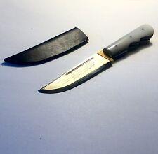 Superbe Couteau De Chasse Suédois Signé