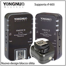 YN-622C II  YONGNUO REMOTE E-TTL PER CANON EOS FLASH YN-565EX YN568EX 580EX II